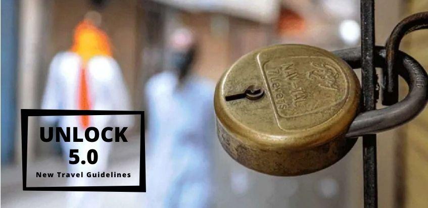 New Travel Guidelines Under Unlock 5.0
