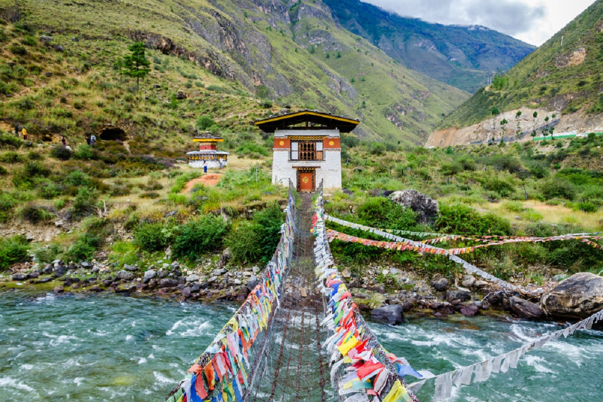 Bhutan Magic Tour