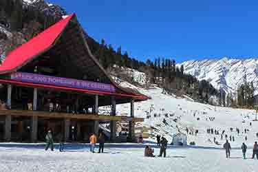 Himachal Shimla Manali Packages