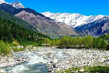 Shimla Manali Tour Package From Chandigarh By Car